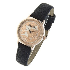 The JewelラックレースEtchedクリスタルLined Watch