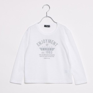 【SALE 36%OFF】コムサイズム COMME CA ISM プリントTシャツ (ホワイト)