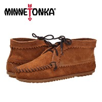 [MINNETONKA] SUEDE ANKLE BOOT 2カラー