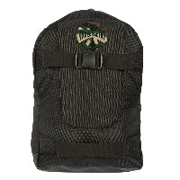 【INDEPENDENT インディペンデント】CONCEAL BACKPACK BLACKバックパック ブラック バッグ リュック スケートボード スケボー sk8 skateboard【17FW】