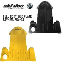 2018 ski-doo/スキードゥFULL BODY SKID PLATEREV-XM, REV-XS