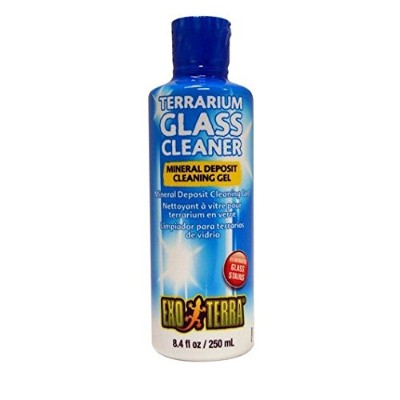 Exo Terra PT2668 Terrarium Glass Cleaner, 8.4 oz by Exo Terra