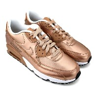 NIKE AIR MAX 90 SE LTR GS MTLC RED BRONZE ナイキ エア マックス 90 SE LTR GS