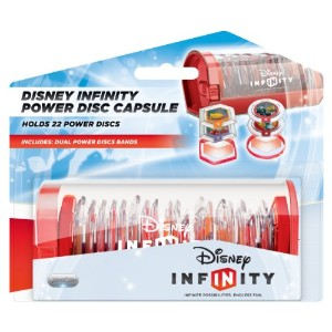 Disney Infinity Power Disk Capsule (PS3/Xbox 360/Nintendo Wii U/Wii/3DS) (輸入版)