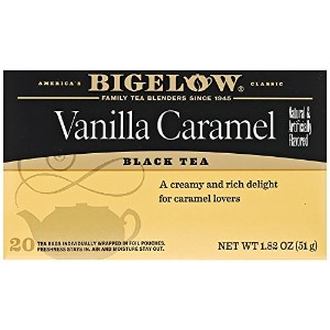 Bigelow B79595 Bigelow Vanilla Caramel Tea -6x20 Bag