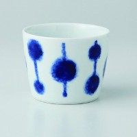 波佐見焼 dango カップ 5客セット 小鉢 Japanese porcelain Hasami ware. Set of 5 dango cups.