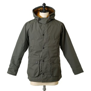 Barbour(バブアー) / HOODED SL BEDALE (HOODED SL BEDALE フードビデール  Barbour バブアー アウター) MCA0439-bjb【BJB】