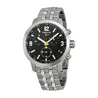 ティソ Tissot 腕時計 メンズ 時計 Tissot T-Sport PRC200 Chronograph Mens Watch - Stainless Steel