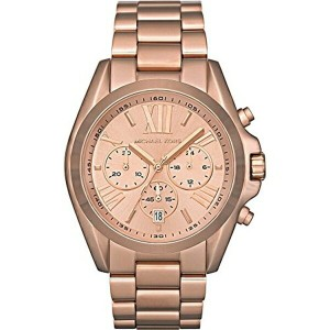 マイケルコース Michael Kors レディース 腕時計 時計 Michael Kors Roman Numeral Watch MK5503 Rose Gold