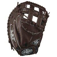 ルイスビルスラッガー レディース 野球 グローブ【Louisville Slugger LXT Dual Post Web FP Catcher's Mitt】Dark Brown