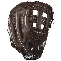 ルイスビルスラッガー レディース 野球 グローブ【Louisville Slugger LXT Dual Post Web FP First Base Mitt】Dark Brown