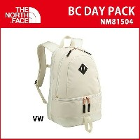 17FW THE NORTH FACE ノースフェイス リュック バックパック BC DAY PACK NM81504 カラーVW 正規品
