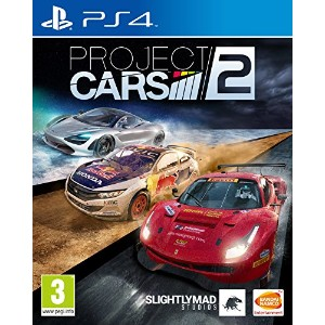 Project Cars 2 (PS4) - Imported UK.