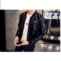 KXPSUBO men jacket Autumn new leather Men s shirt jacket
