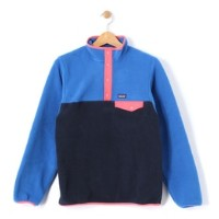 Patagonia / Girls' Lightweight Synchilla Snap-T Fleece Pullover【ビームス ウィメン/BEAMS WOMEN レディス ブルゾン...