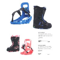 K2 SNOWBOARDING BOOTS [ LIL KAT @23760] キッズ ブーツ 安心の正規輸入品