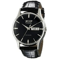 ティソ Tissot 腕時計 メンズ 時計 Tissot Men's TIST0194301605101 Visodate Black Dial Watch