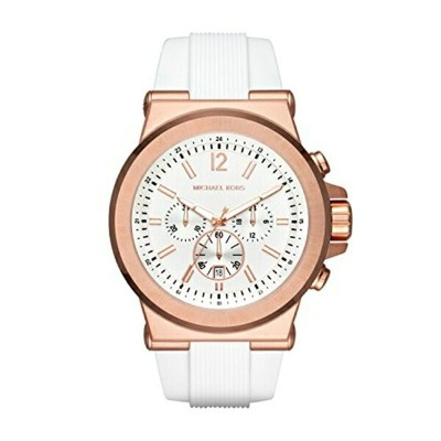 マイケルコース Michael Kors メンズ 腕時計 時計 Michael Kors Men's Rose Gold-Tone Watch MK8492