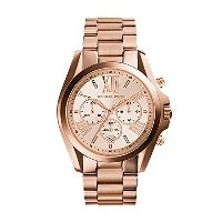 マイケルコース Michael Kors メンズ 腕時計 時計 Michael Kors Roman Numeral Watch MK5503 Rose Gold