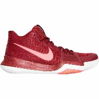 ナイキ メンズ バスケットボール スポーツ Men's Nike Kyrie 3 Basketball Shoes Team Red/Total Crimson/White/Pink Blast
