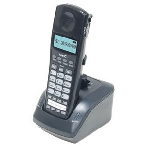 NEC DSX Systems 730095 CORDLESS DECT6.0 Cordless Phone (NEC-730095) by NEC