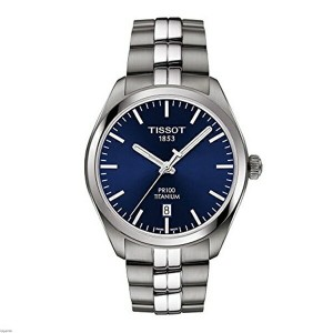 ティソ Tissot 腕時計 メンズ 時計 Tissot T101.410.44.041.00 Men's Watch PR 100 Silver 39mm Titanium
