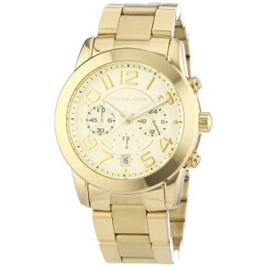 マイケルコース Michael Kors レディース 腕時計 時計 Michael Kors MK5726 Ladies Chronograph Gold Watch