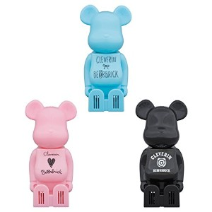 Cleverin(R) BE@RBRICK 【3色セット販売】