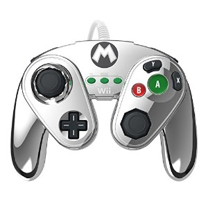 Wii Wired Pad Metal