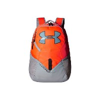 (アンダーアーマー) UNDER ARMOUR ユニセックスリュック・バックパック UA Big Logo IV Backpack Bolt Orange/Steel/Steel One Size...