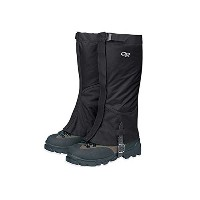 OUTDOOR RESEARCH(アウトドアリサーチ) 61631 Women's Verglas Gaiter ブラック S