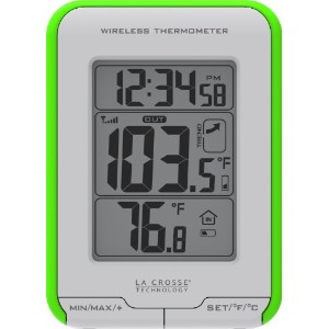 DGTL IN/OUT THERMOMETER