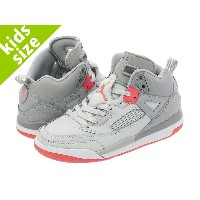 NIKE AIR JORDAN SPIZ'IKE PS ナイキ エア スパイズイック PS WOLF GREY/SUN BLUST/WHITE
