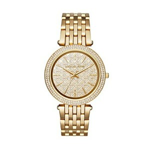 マイケルコース Michael Kors レディース 腕時計 時計 Michael Kors MK3398 Ladies Darci Gold Plated Watch