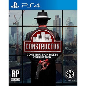 Constructor (PS4) - USA. EU.