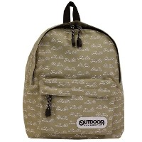 OUTDOOR PRODUCTS アウトドア プロダクツ キッズ リュックサック 12439289-BROWN