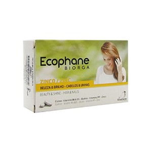 Ecophane Hair And Nails 60caps [並行輸入品]