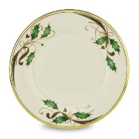 Lenox 5-piece Holiday NouveauゴールドPlace Setting 9 Inches in Diameter ゴールド 6094825