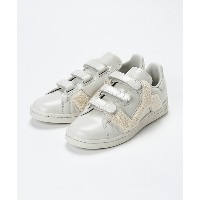 【SALE(伊勢丹)】 adidas by RAF SIMONS  RS STAN SMITH CONFORT BADGE(6-BB6888) ホワイト 【三越・伊勢丹/公式】 靴~...