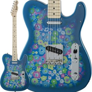 Fender Traditional '69 Telecaster (Blue Flower) [Made in Japan] 【ポイント5倍】
