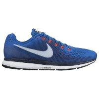 (取寄)Nike ナイキ メンズ エア ズーム ペガサス 34 Nike Men's Air Zoom Pegasus 34 Blue Jay Light Armory Blue Obsidian