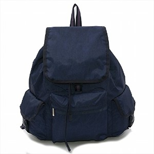 LeSportsac レスポートサック リュックサック 7839 VOYAGER BACKPACKTIMELESS DENIM D979 [並行輸入商品]