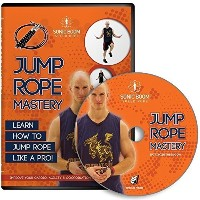 Jump Rope MASTERY DVD ✪ Jumping & Skipping Routines & Techniques To Improve Fitness & Cardio & Lose...