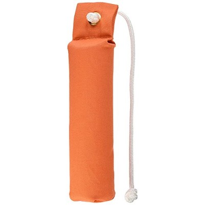 Leather Brothers Canvas Training Dummies, Jumbo, Orange by Leather Brothers