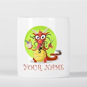 Customized Chinese Foodie Dragon Children Kids Personalised 貯金箱