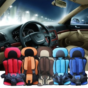Safety Kids Car Seat For Child Baby Portable Carrier Seat  Ready Stock