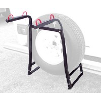 Swagman Mighty Rack - Around the Spare RV Bike Rack by Swagman Bicycle Carriers