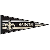 "NFL新しいOrleans Saints wcr63776913 Cardedクラシックペナント、12 "" x 30 """