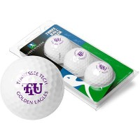 NCAA Tennessee Tech Eagles – 3ゴルフボールスリーブ