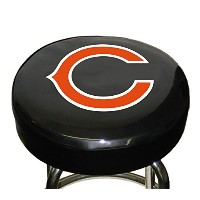 NFL Chicago Bearsバースツールカバー